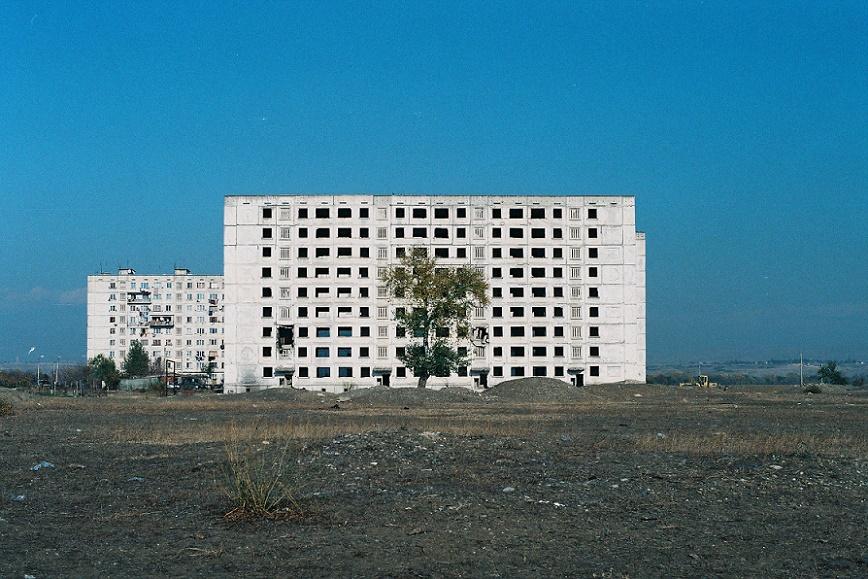 Eka Bugianishvili: leeres Haus (Foto: © Eka Bugianishvili)