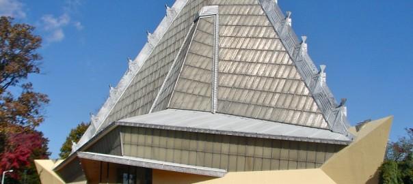 Elkins Park, Beth Sholom Synagogue (Bild: Smallbones)