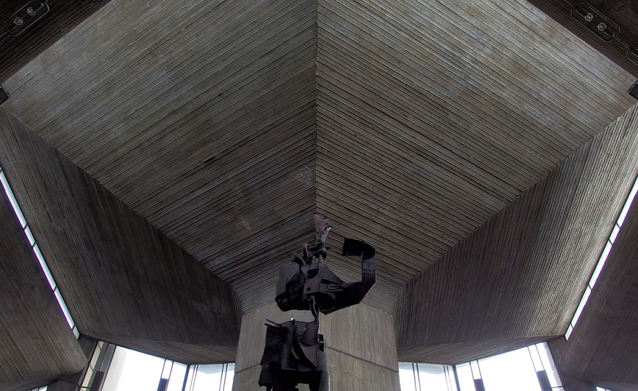 Emmerich-Leegmeer, Heilig Geist (Dieter-Georg Baumewerd, 1966) (Bild: S. Angerhausen)