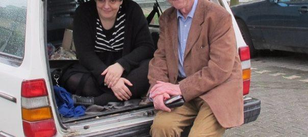 Erbach, Heinz Willi Peuser und Karin Berkemann (Bild: D. Bartetzko)