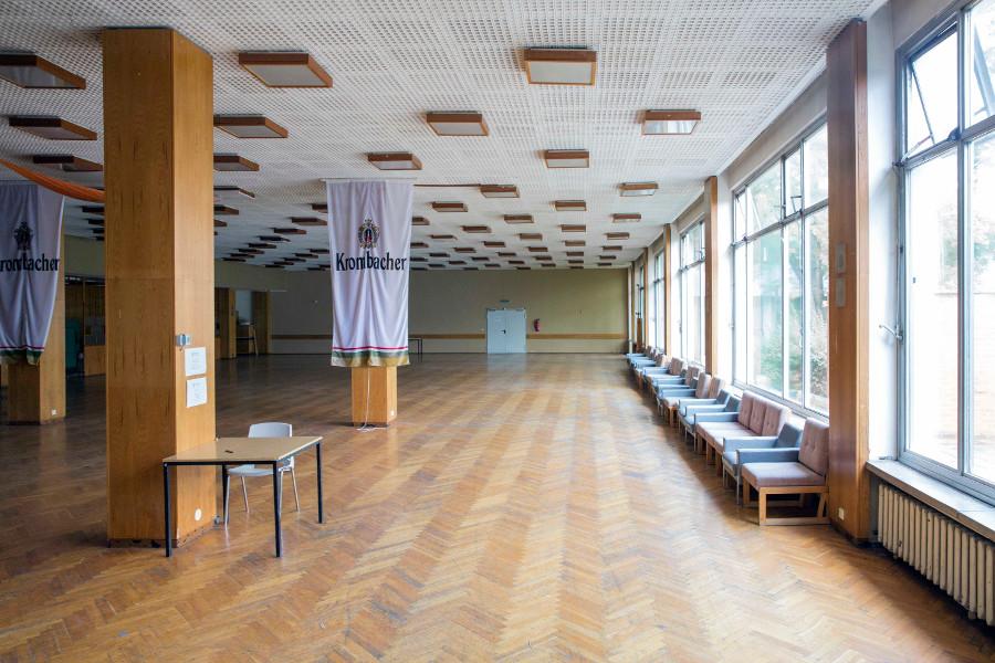 Erfurt, Alte Parteischule (Bild: Christopher Falbe)