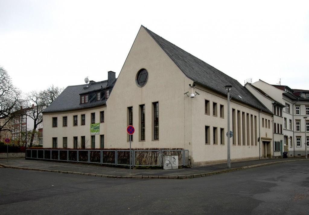 FACHBEITRAG: Erfurts Neue Synagoge
