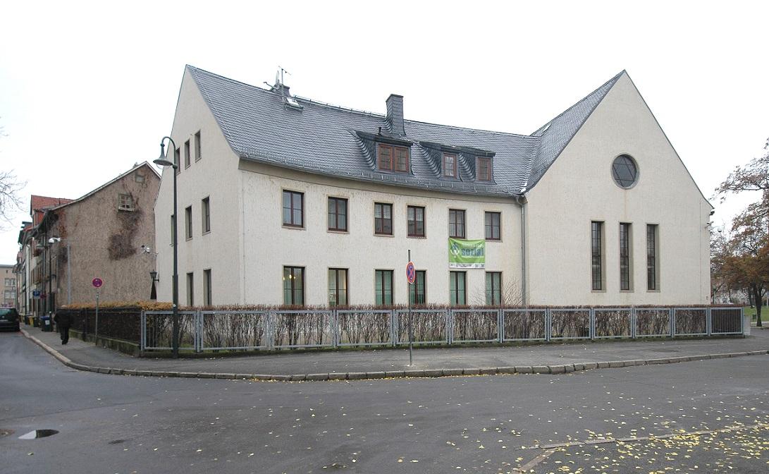 Erfurt, Neue Synagoge (Bild: U. Knufinke)