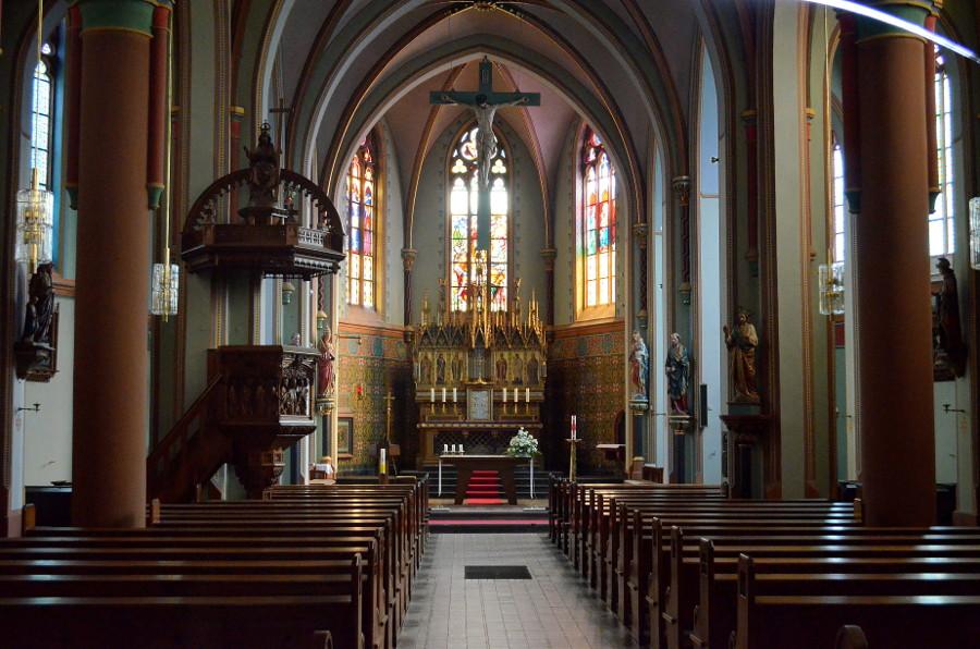 Erkelenz-Kreyenberg, Hl. Kreuz (Bild: RomkeHoekstra, CC BY SA 4.0, 2015)