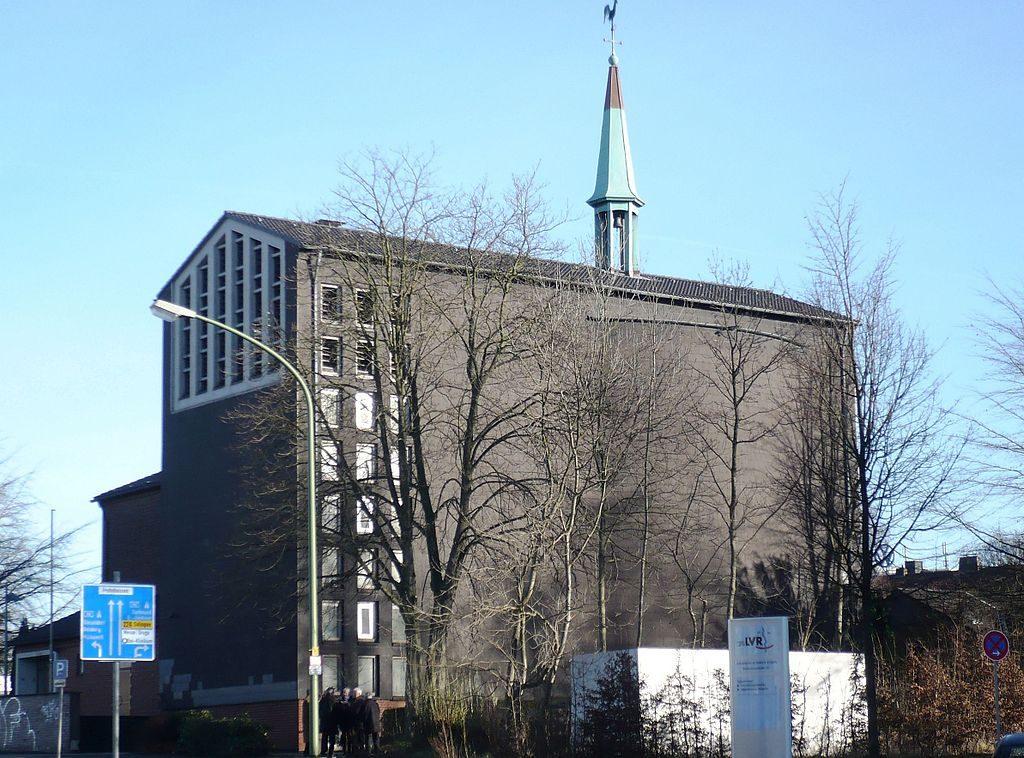 Essen-Frohnhausen, St. Augustinus (Bild: Wiki05, gemeinfrei, 2008)