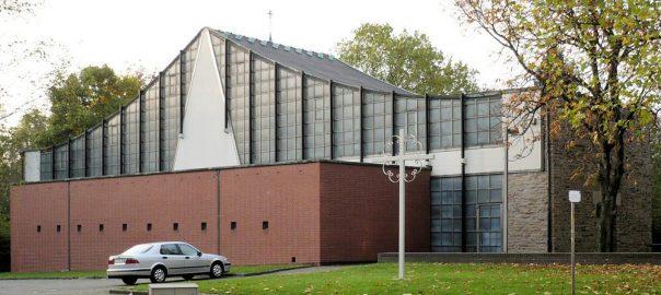 Essen-Katernberg, Heilig-Geist-Kirche (Bild: Wiki05, gemeinfrei, 2008)
