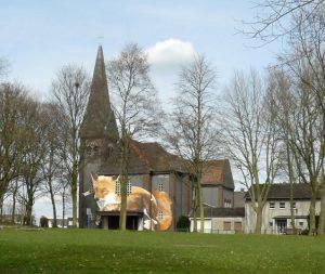 Essen-Ost, St. Barbara (Bild: googlemaps, Gerhard Giesbert)