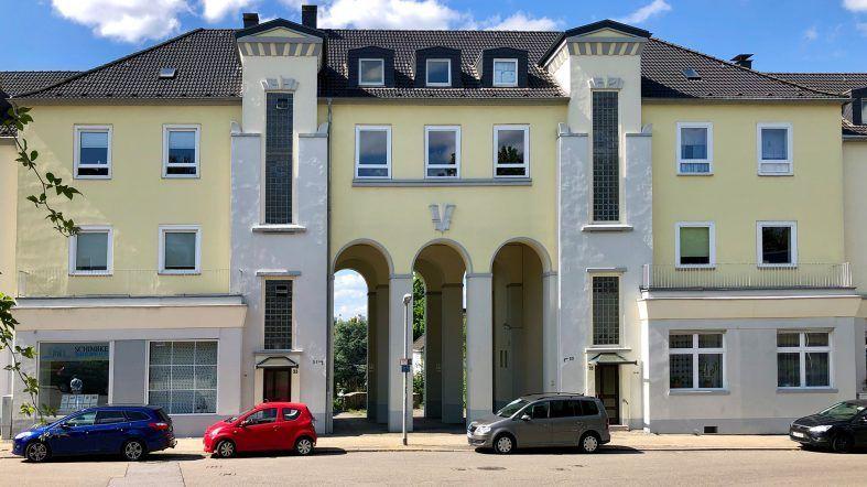 Essen, Torhaus der Eyhof-Siedlung (Bild: Wolfgang Zimmer/BDA Essen)
