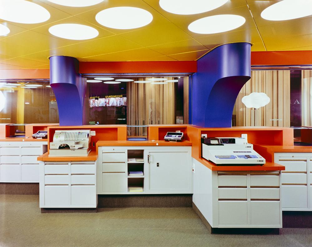 FOTOESSAY: Monetäre Interieurs