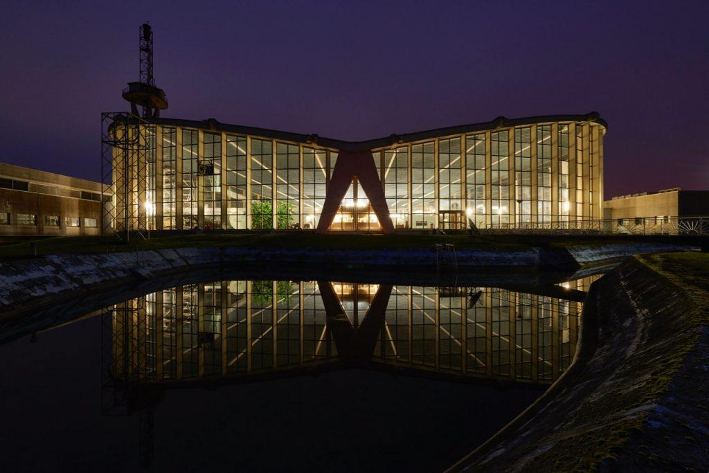 Berus, Sendehalle Europe 1 (Bild: Marco Kany)