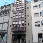 Frankfurt/Main, Saalgasse 10, Architekt Christoph Mäckler, Frankfurt (Bild: Daniel Bartetzko)