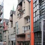 Frankfurt/Main, Saalgasse 28, Architekten Heinrici und Geiger, Frankfurt/Main (Bild: Daniel Bartetzko)