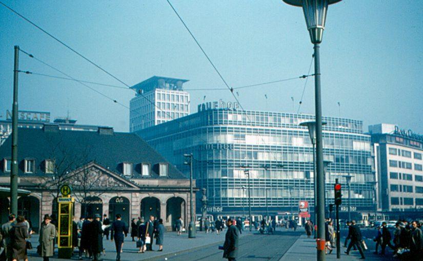 Die 1960er in Frankfurt