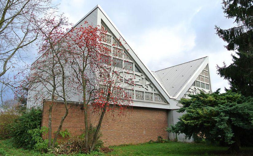 TofD 2019: Kirchenräume in Frankfurt