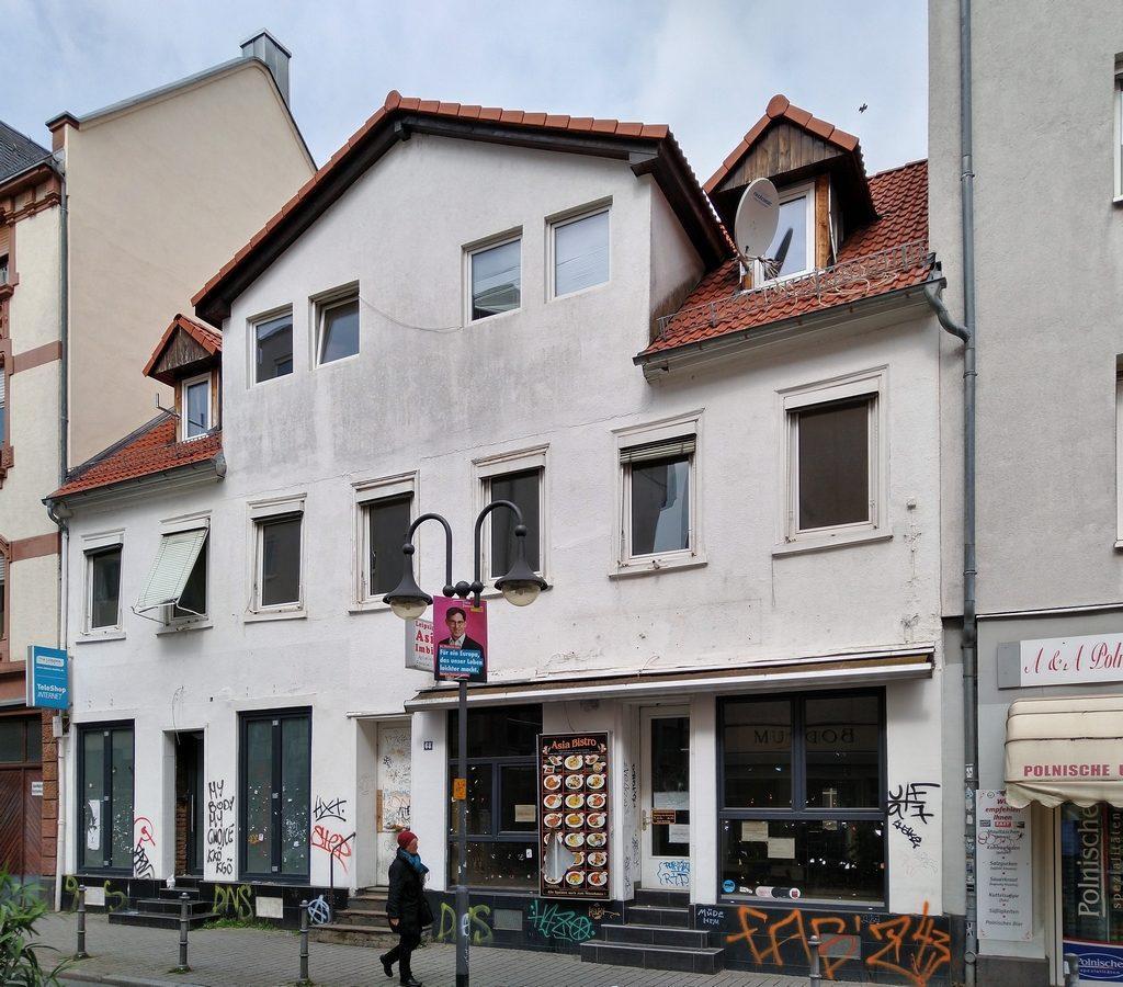 Frankfurt, Leipziger Straße 68 (Bild: Deutsches Architektur-Forum, Schmittchen)