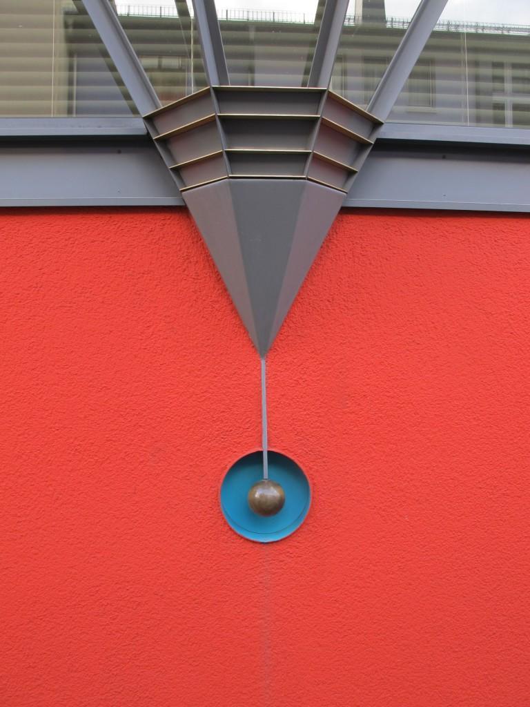 Frankfurt/Main, Saalgasse 16 Detail Erker (Bild: Daniel Bartetzko)
