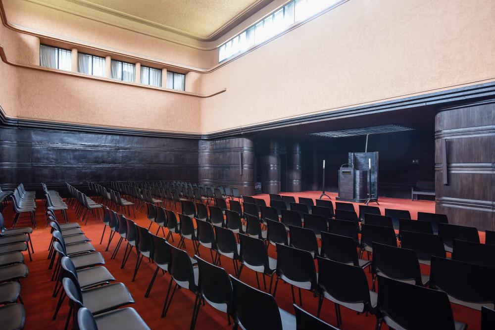 Frankfurt, Neue Jüdische Trauerhalle (Bild: Andreas Beyer)