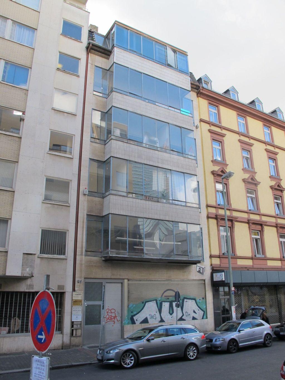 Frankfurt a.M., Niddastraße59, Bild: Daniel Bartetzko