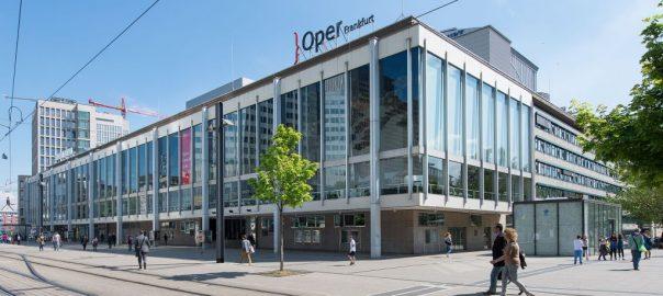 Frankfurt, Städtische Bühnen (Bild: Epizentrum, CC.BY-SA 3.0)