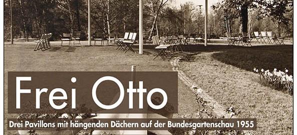 Frei Otto in Kassel