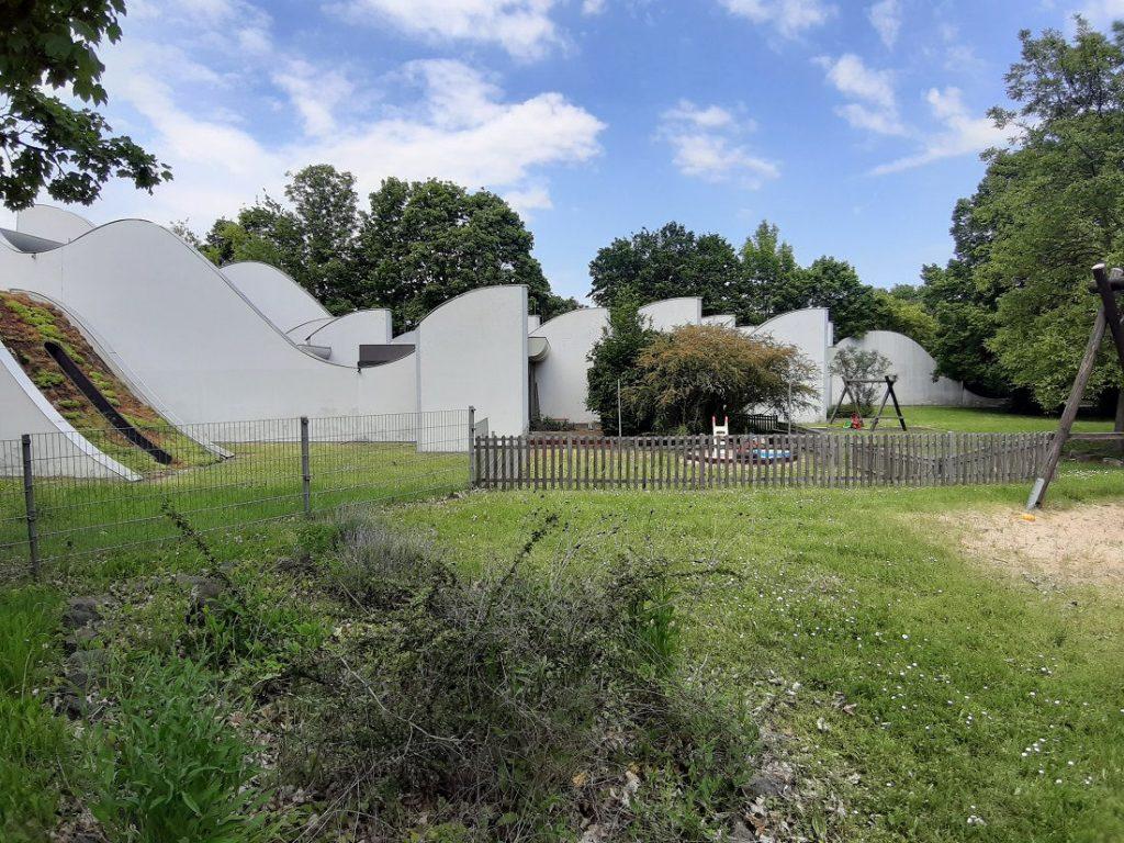 Friedberg, Gemeindezentrum West (Bild: K. Berkemann, Mai 2021)