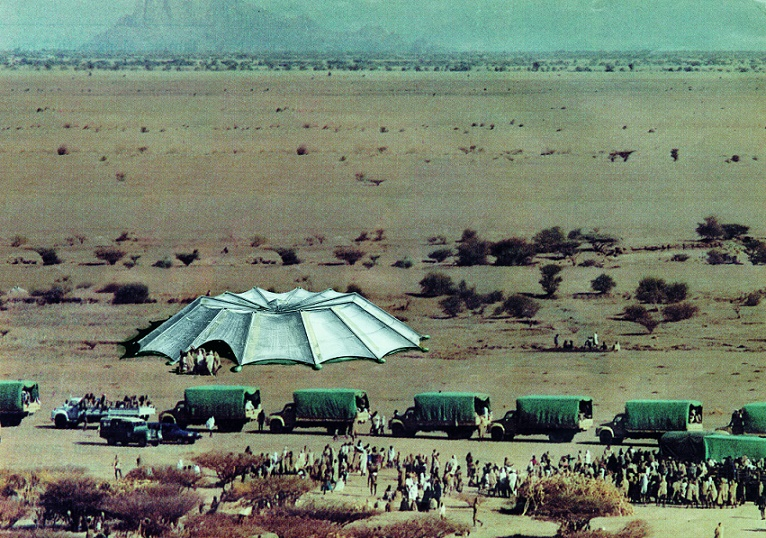 Future Systems (Jan Kaplický, David Nixon), Shelter, 1985 (© Kaplicky Centre)