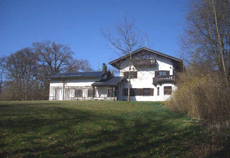 Garatshausen, Villa Albers 2012 (Bild: Manfred Wirth)