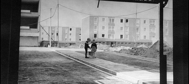 """Garbsen, """"Auf der Horst"""", 1960er Jahre (Bild: Stadtarchiv Garbsen)"""