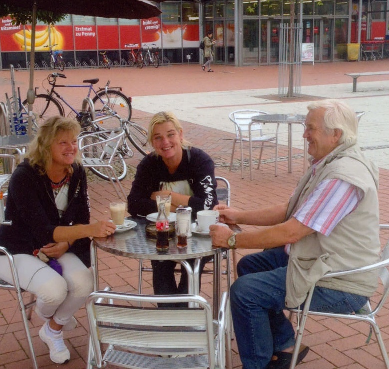 """Die Gewinner unseres Sonderpreises """"Garbsen"""": Familie Markworth (Bild: privat)"""