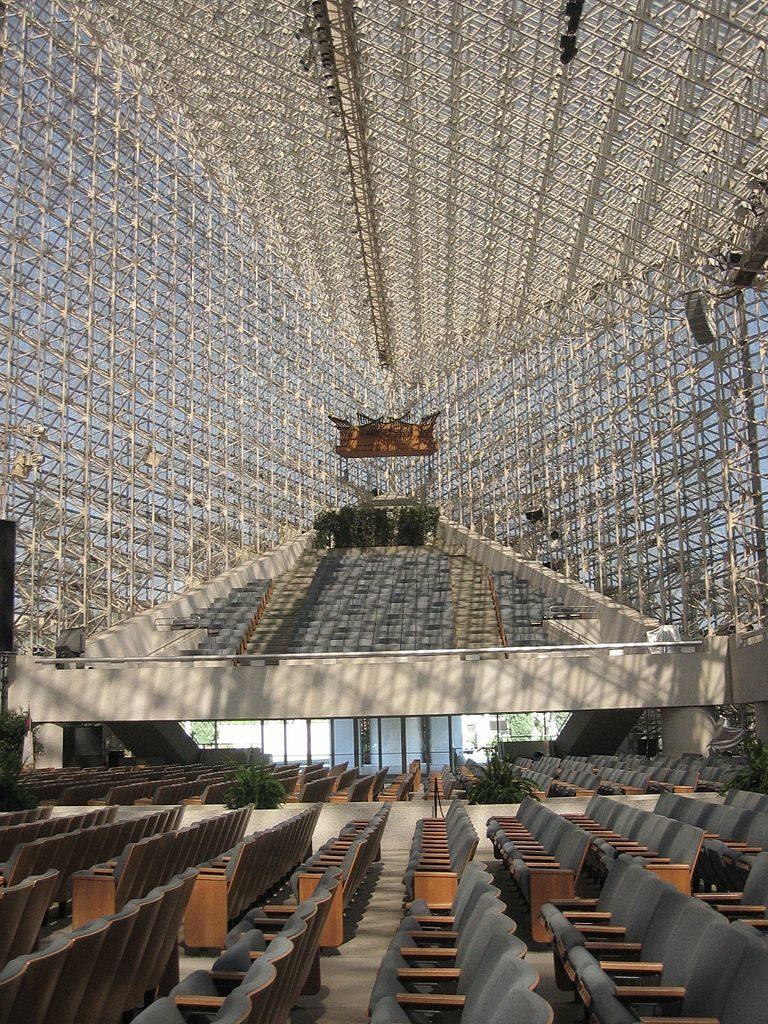 Garden Grove, Crystal Church (Bild: Arnold C., gemeinfrei, 2007)