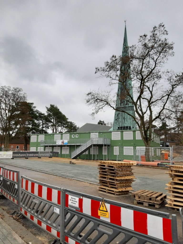 Geesthacht, St. Petri (Bild: K. Berkemann, März 2021)