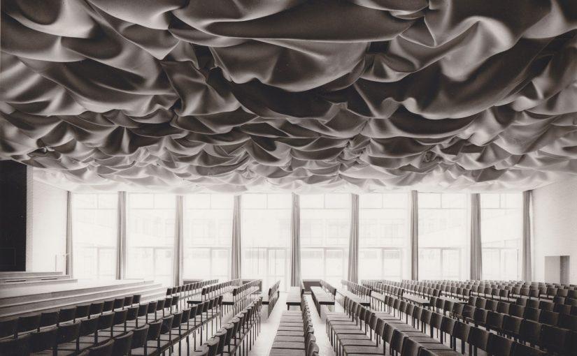 Gelsenkirchen, Schalker Gymnasium 1965 (Bild: Büro Glasmeier)