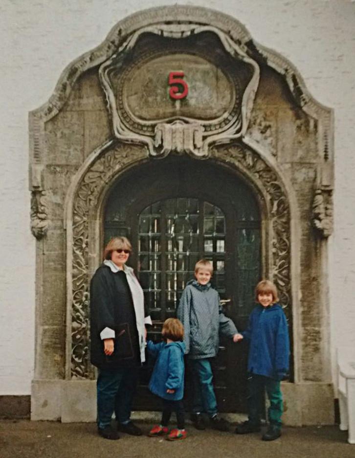 Bad Nauheim, Sprudelhof (Wilhelm Jost, 1901-12), 1998 (Bild: privat)
