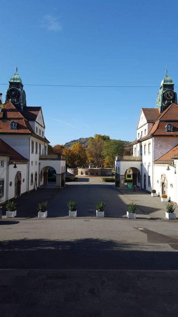 Bad Nauheim, Sprudelhof (Wilhelm Jost, 1901-12), 2016 (Bild: privat)