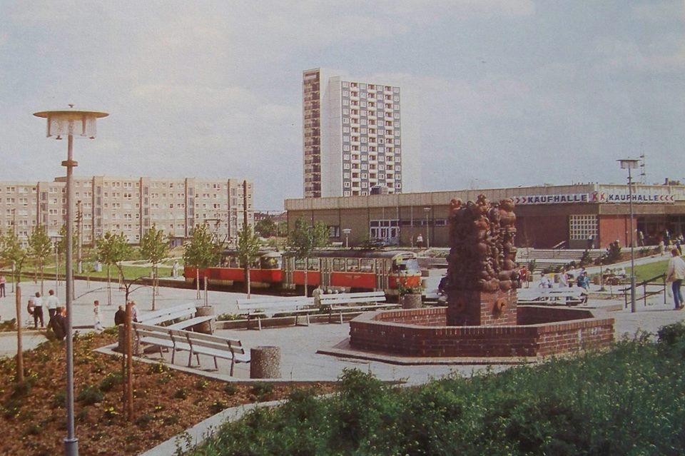 Dresden-Gorbitz in den 1980er Jahren (Bild: Matthias Körner)