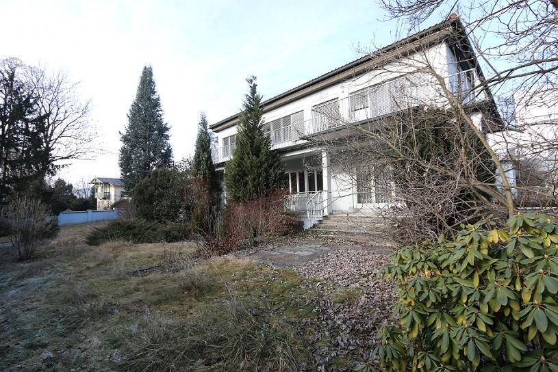 Das Haus Albrecher-Leskoschek in Graz: das umgestaltete Haus in der Gegenwart (Bild: Ramona Winkler)