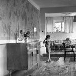 Das Haus Albrecher-Leskoschek in Graz: im Speisezimmer (Bild: Sammlung Heimo Halbrainer, Nachlass Max v. Wikullil, Graz)