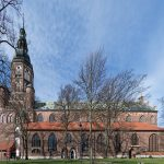 80 Meter lang, 30 Meter breit: das Kirchenschiff des Greifswalder Doms (Bild: Sven Segler, CC BY SA 4.0)