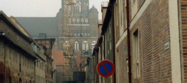 TofD: Altstadtplatte in Greifswald