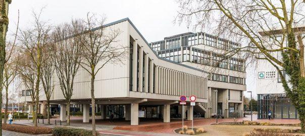 Greven, Rathaus (Bild Raimond Spekking, CC BY-SA 4.0)