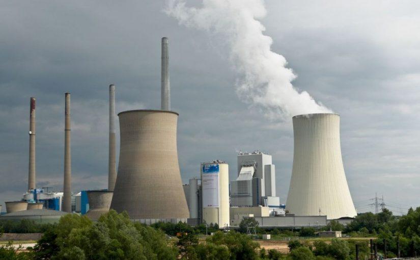 Kraftwerk Staudinger verschwindet