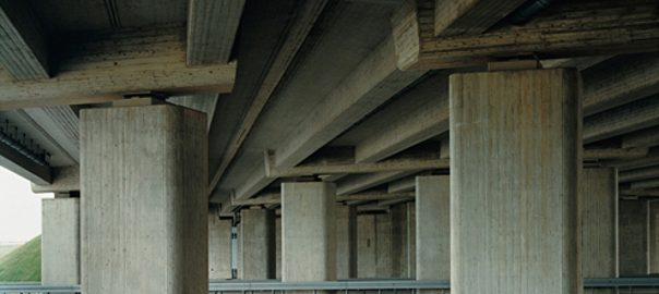 """Sue Barr, """"Autobahn"""" (Bild: Sue Barr, im Rahmen der Gruppenausstellung """"Autobahn"""" im Gemeindehaus Stuttgart)"""