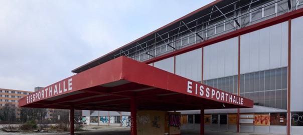 Eissporthalle Halle (Bild: Wolfram Friedrich)