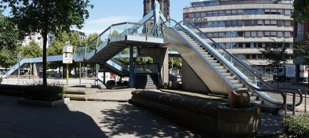 Hamburg, Cremonbrücke (Bild: Marco Alexander Hosemann, 2019)