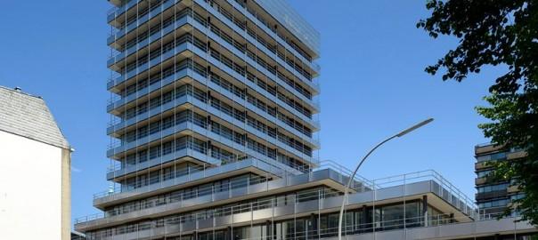 Hamburg: Allianz-Hochhaus fällt 2017