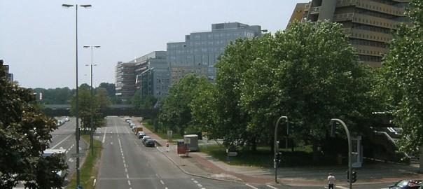 TofD in Hamburg: Bunker/Bürotürme