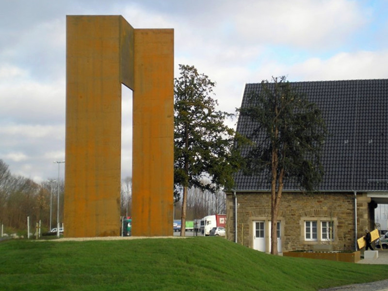 Autobahnkapelle Hamm (Bild: Martin Brunsmann, CC BY SA 3.0, 2009)
