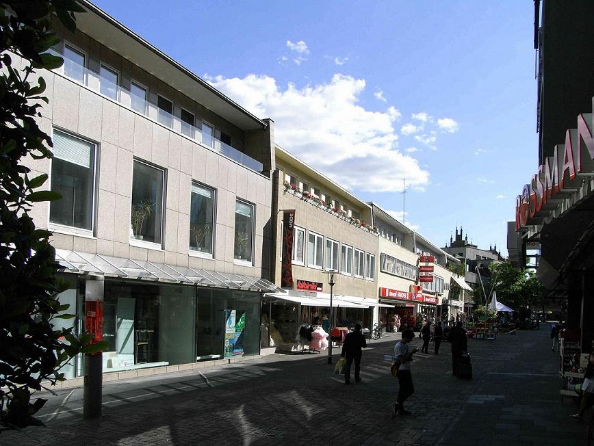 Hannover, Grupenstraße, 2009 (Bild: R. Dorn)