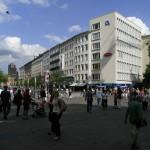 Hannover, Bahnhofstraße/Ecke Kröpcke, 2009 (Bild: R. Dorn)