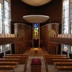 Hannover, Synagoge, Haeckelstraße (1960, Hermann, Zvi Guttmann (Bild: U. Knufike)